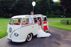 VW Wedding 1