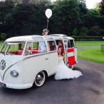 VW Wedding 1