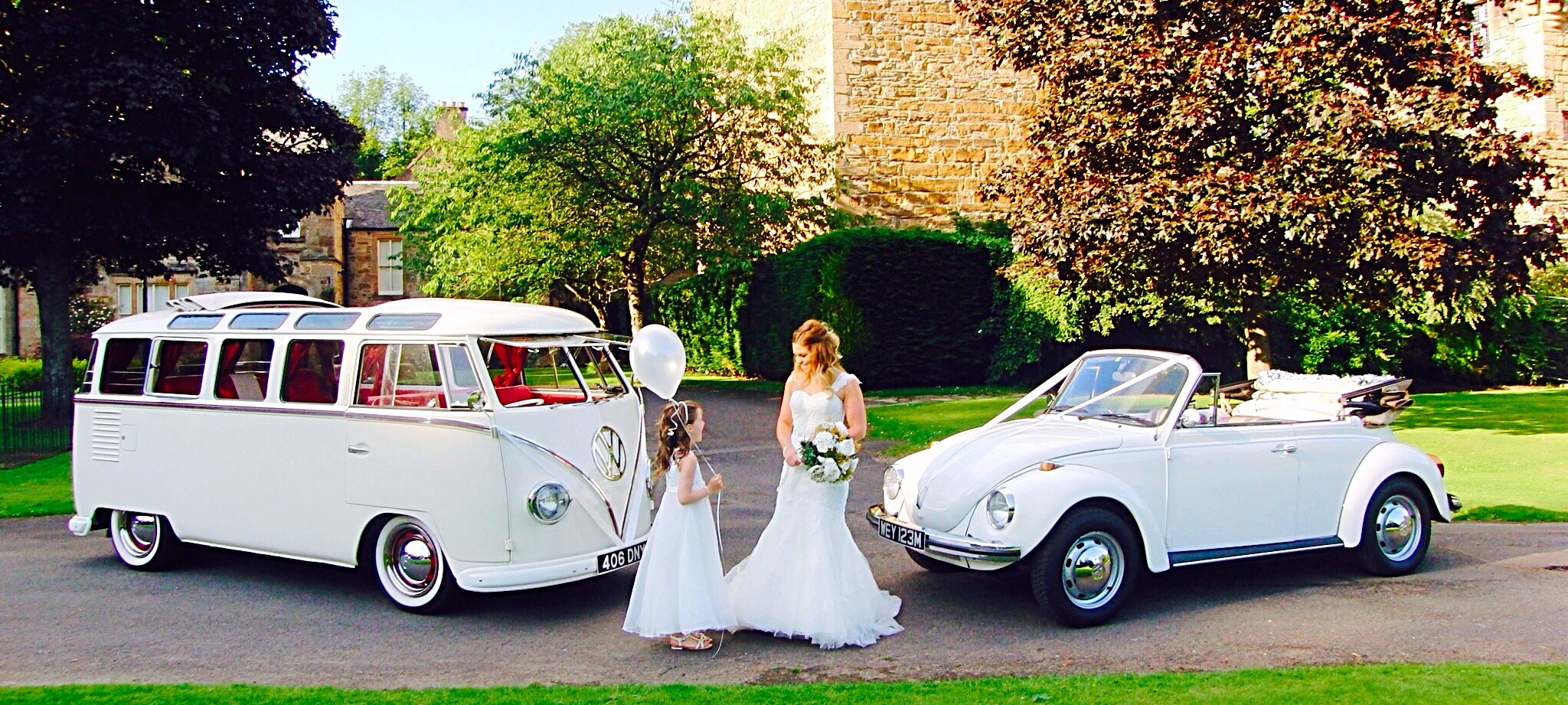 Home Ayrshire Vw Camper Wedding Hire